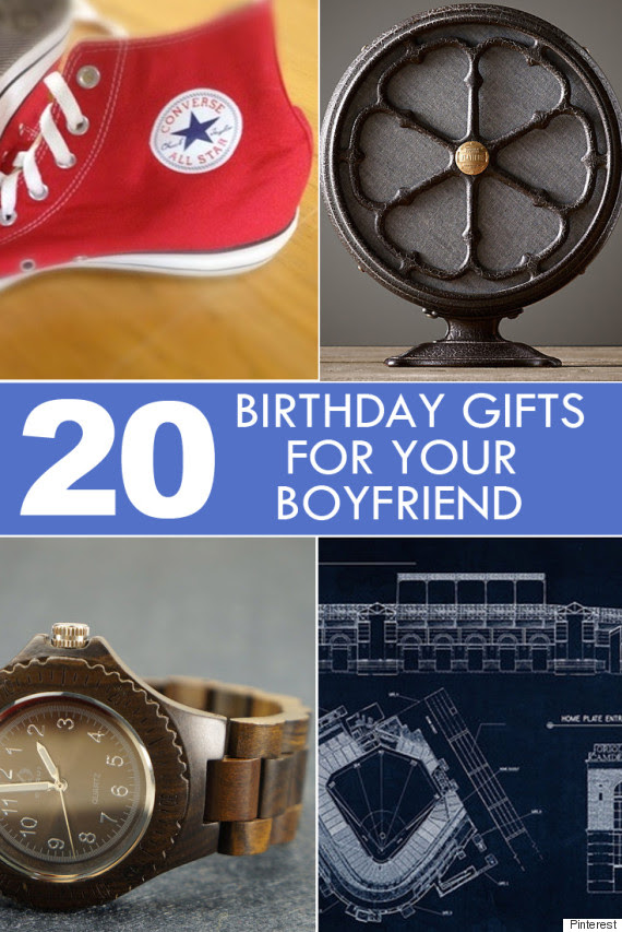 SEE: Great gifts for your boyfriend's birthday: