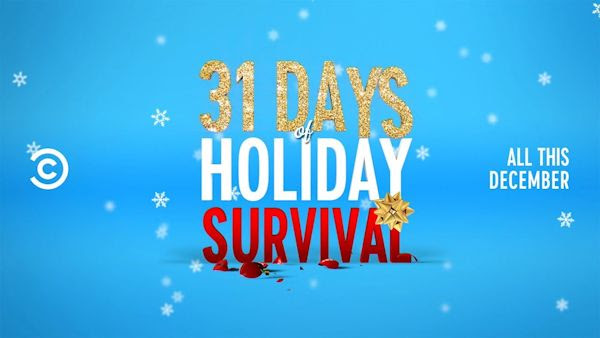 31 Days of Holiday Survival
