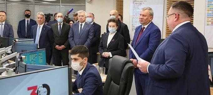 Вице-премьер РФ Ю. Борисов поддержал инвестпроекты ХМАО. В т.ч. ЛУКОЙЛа