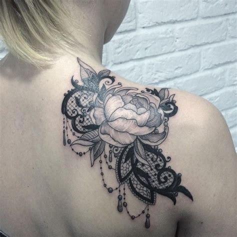 image result feminine rose tattoo shoulder