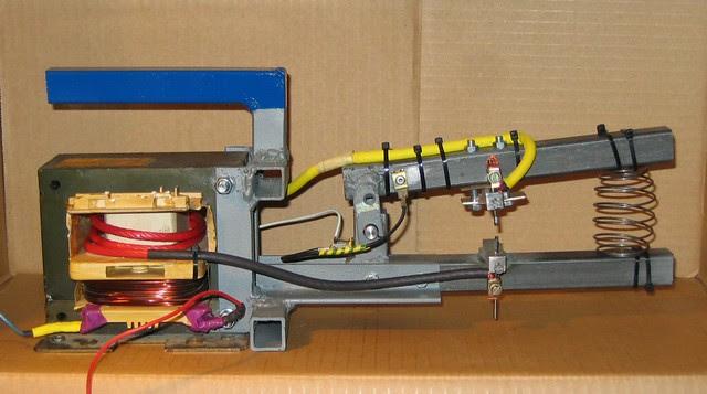 Diy Battery Pack Spot Welder Drain Battery Fix