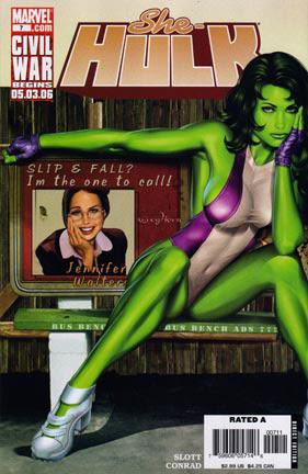 She-Hulk #7