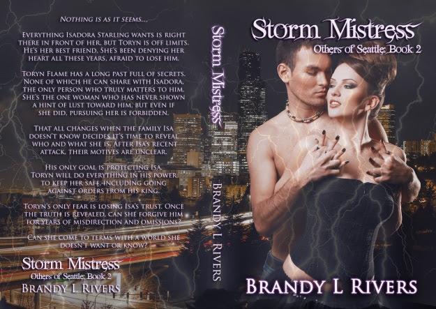 Storm Mistress - Full Cover