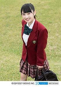 Yanagawa Nanami - fotos extra para su Photobook unbalance 002