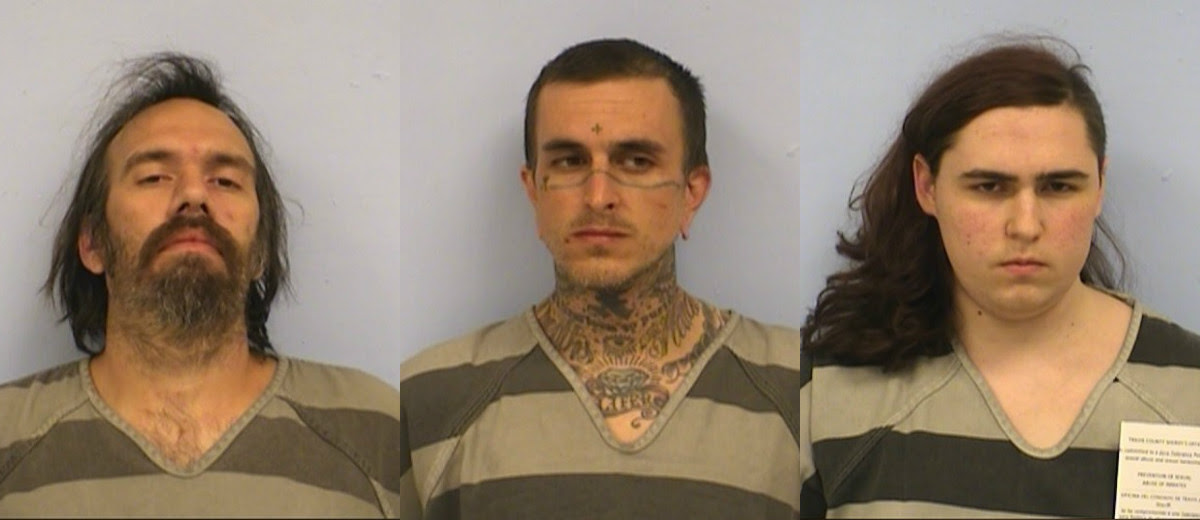 Texas Department of Public Safety mugshots