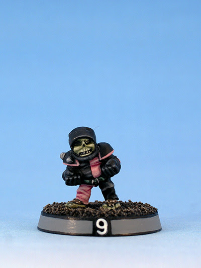 Citadel Miniatures Undead Blood Bowl Halfling Zombie