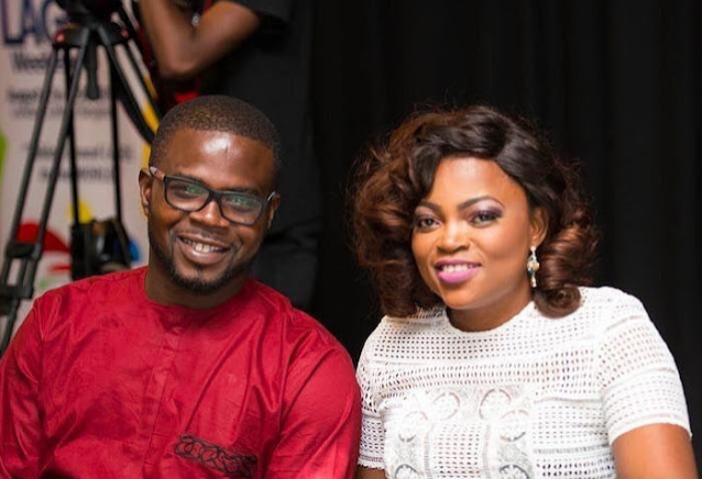 Image result for Funke Akindele and her husband