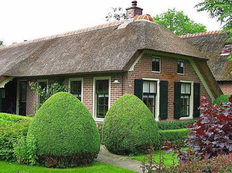 Giethoorn, a Veneza rural da Holanda 32