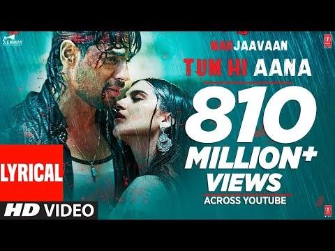 Tum Hi Aana Lyrics by Jubin Nautiyal - LyricsPro
