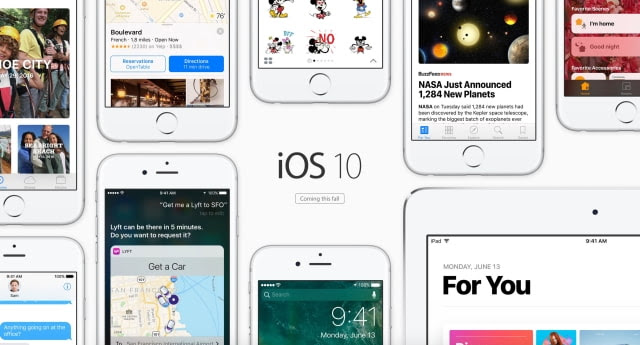 Apple Releases Second Public Beta of iOS 10 [Download]