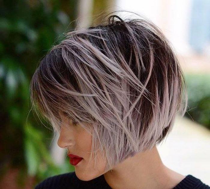 Grau färben dunkle haare viopywvoltcon: Grau Bild: