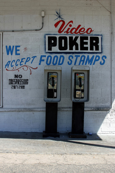 141 video poker food stamps