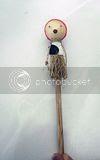 Pensil Natural Putri Siput