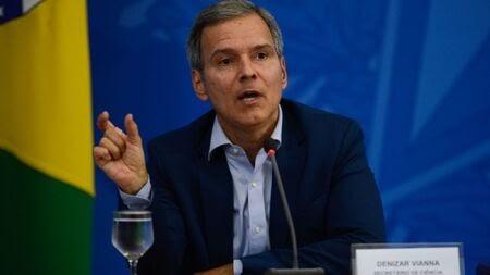 Governo exonera secretário de Ciência e Tecnologia do Ministério da Saúde