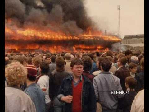 Bradford City stadium fire: Sons of former chairman ...