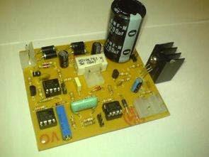0 30V 0 002-2A Nguồn cung cấp Opamp và bóng bán dẫn