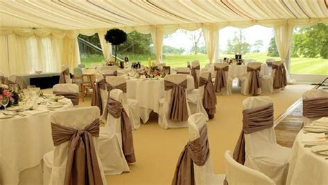 Outdoor Wedding ideas   Designer Chair Covers To Go