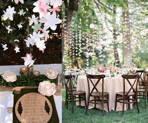 13 Lush Spring Wedding Decorations To Bring To Life Your