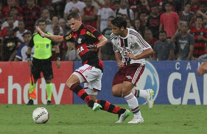 Flamengo x Fluminense pelo Campeonato Carioca 2015