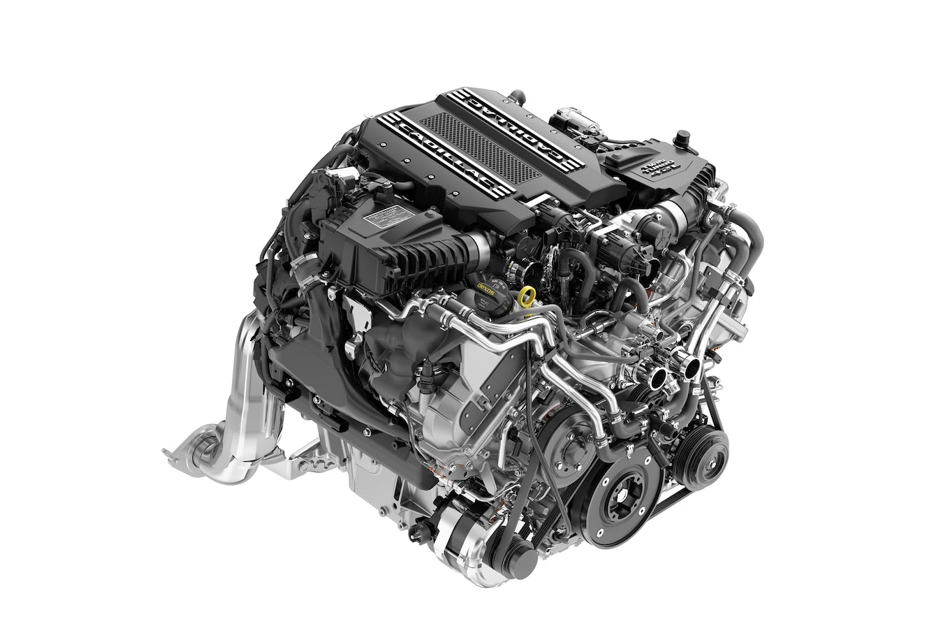 2019 Cadillac CT6 V-Sport Twin Turbo V-8 First Look ...