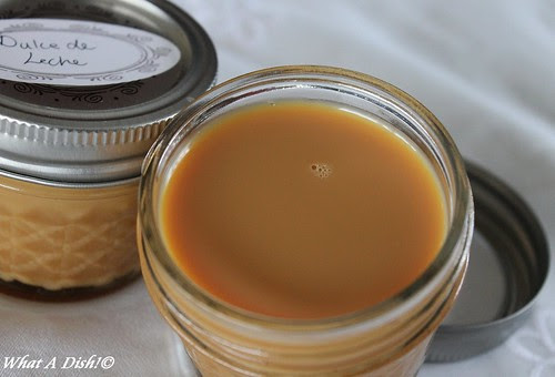 Homemade Dulce de Leche (Slow Cooker)