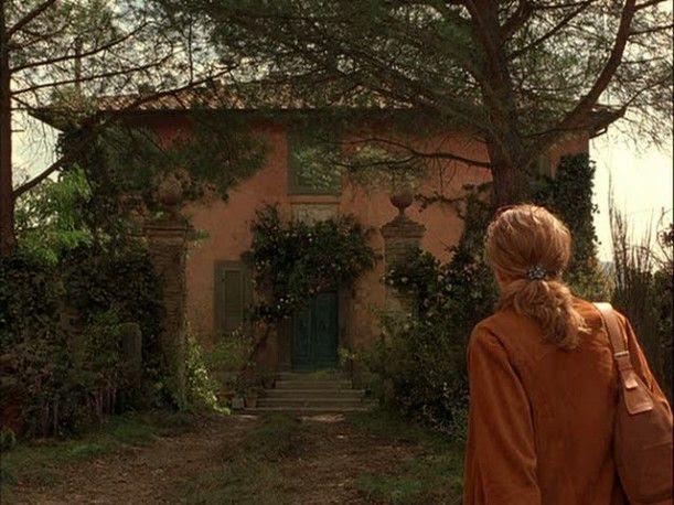 Tuscan Sun villa Bramasole Altında Diane Lane