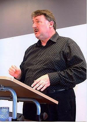 New Zealand political commentator Chris Trotte...