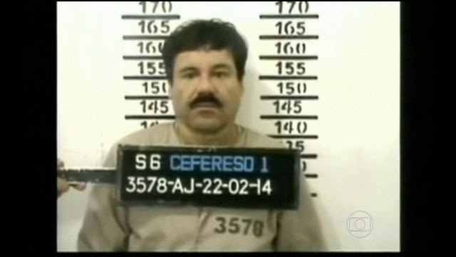 México oferece US$ 3,8 milhões por informações sobre 'El Chapo' (Foto: Reprodução)