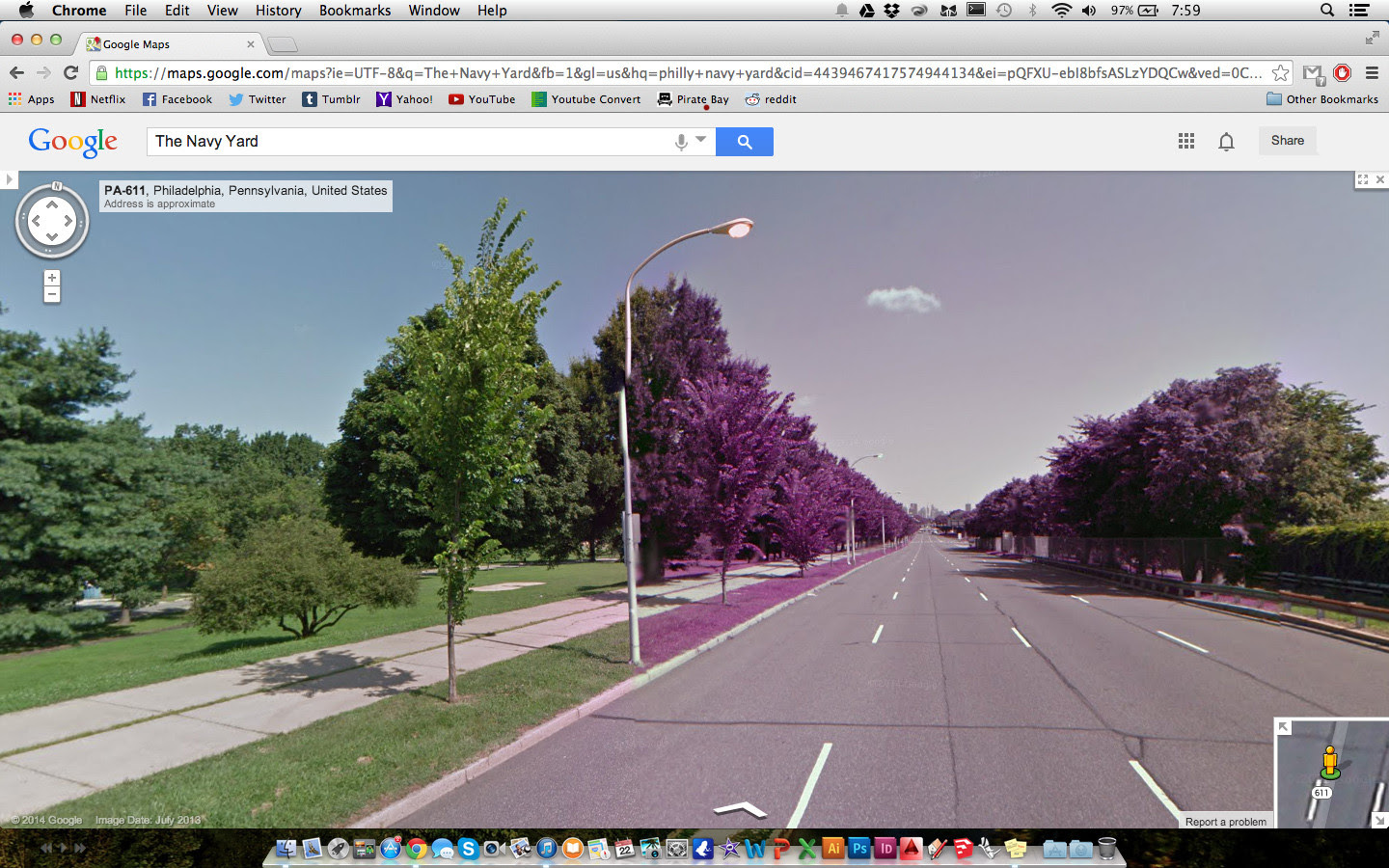 Some Of The Strangest Things Ever Found On Google Maps