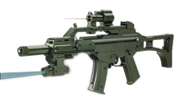 Eniyialcom Da Lazerli Boncuk Atan Gerçeğe Yakın Silah ürünlerinin