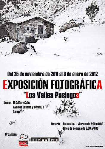 Cartel expo Sarón