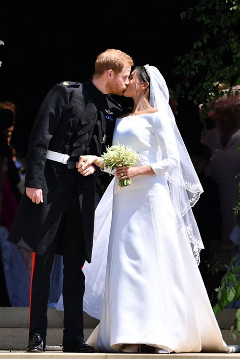 Meghan Markle Wedding Dress   POPSUGAR Fashion Australia