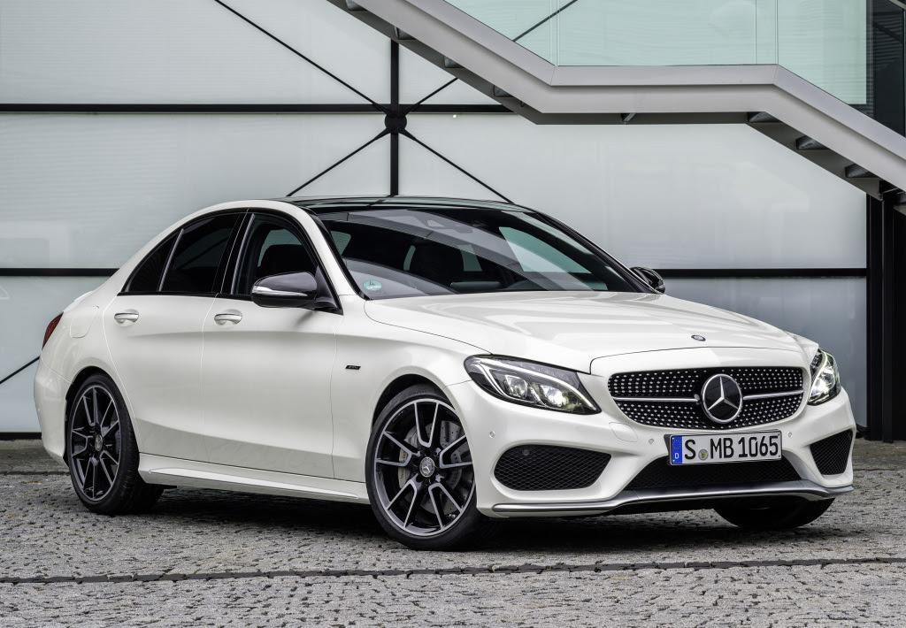 Mercedes-AMG C 43 4Matic Replaces the Mercedes-Benz C 450 ...