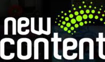 English: logo of the company new content