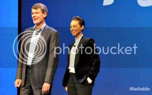 Alicia Keys Blackberry CEO