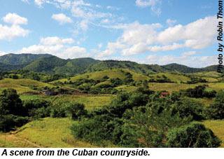 CubaFarmland