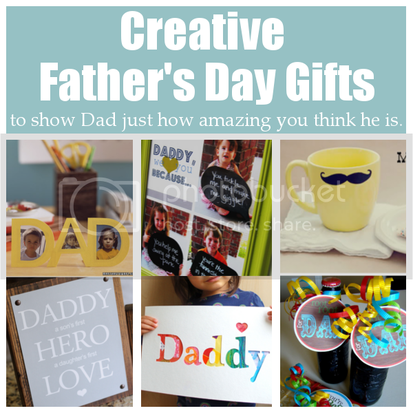 Diy home sweet home creative father 39 s day gift ideas for Creative gifts for dad from daughter