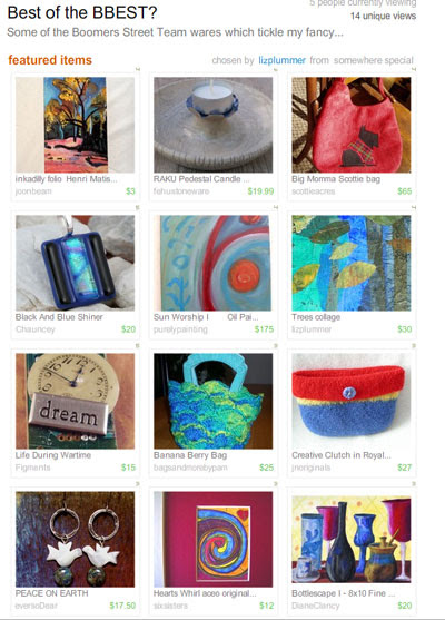 Best of the BBEST  Treasury