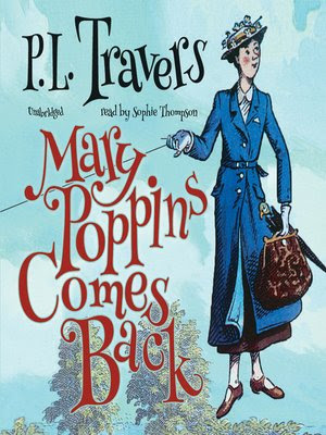 Cover of Mary Poppins Comes Back