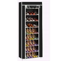 70% off Coupon Code For Saving 10-Layers Free Standing Shoe Racks