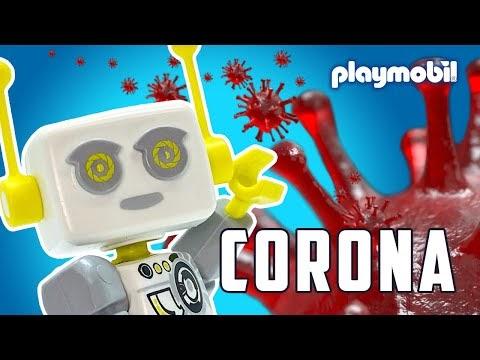 Robert Explains the Coronavirus & Hand Sanitizer