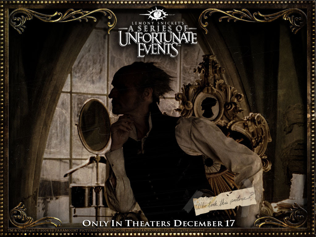 A Series Of Unfortunate Wallpapers A Series Of Unfortunate