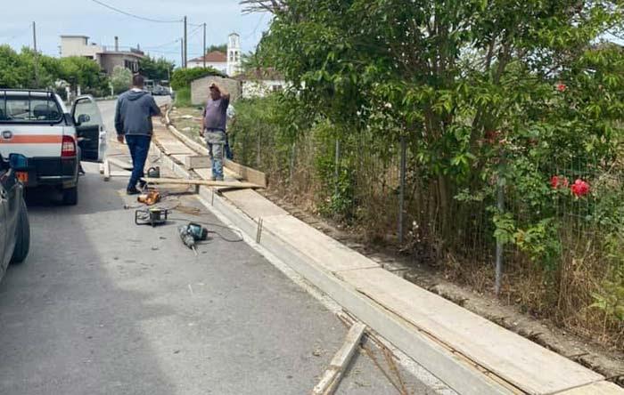 Άρτα: Δήμος Νικ. Σκουφά - Αναπλάσεις οικισμών κι επισκευές υδατόπυργων
