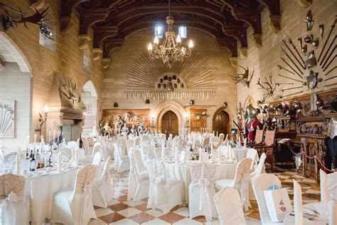 Weddings at Warwick Castle