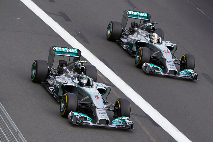 A Look at Mercedes F1 Team Before the Australian GP