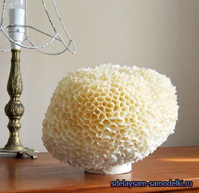 Лампа «Осиное гнездо»