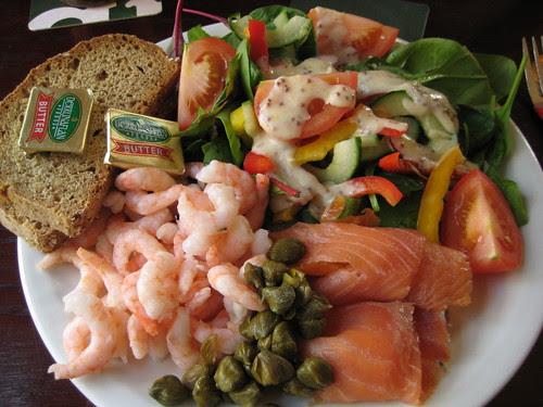 pub food in Dublin