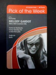 Starbucks iTunes Pick of the Week - Melody Gardot - Who Will Comfort Me