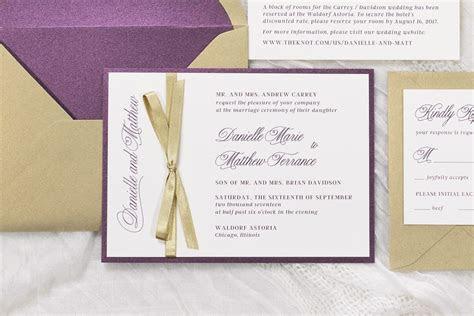 Formal Gold Shimmer, Purple Shimmer, Antique Gold / Old