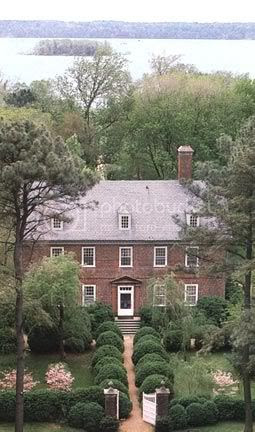 Virginia Patriot's mansion